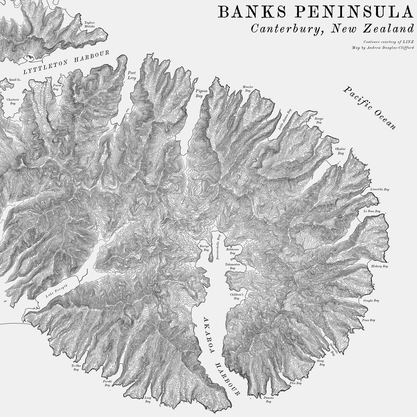Terrain Maps