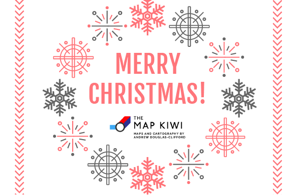 Holiday discounts on The Map Kiwi Store!