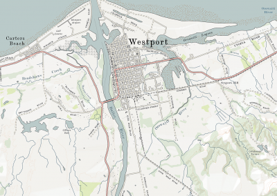 Westport District Map