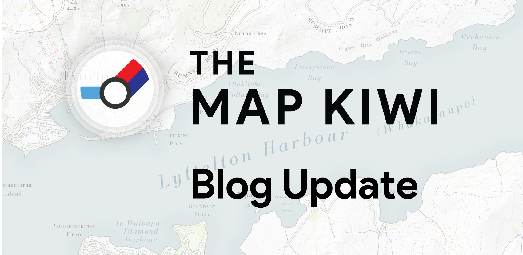 Blog Update August 2019 – Te Reo Place Names Open Data, NZ State of Cartography and more