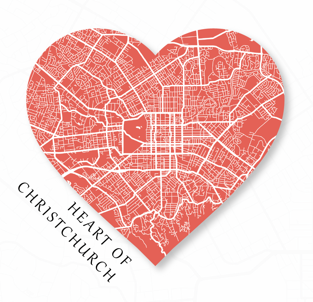 Heart of Christchurch Product