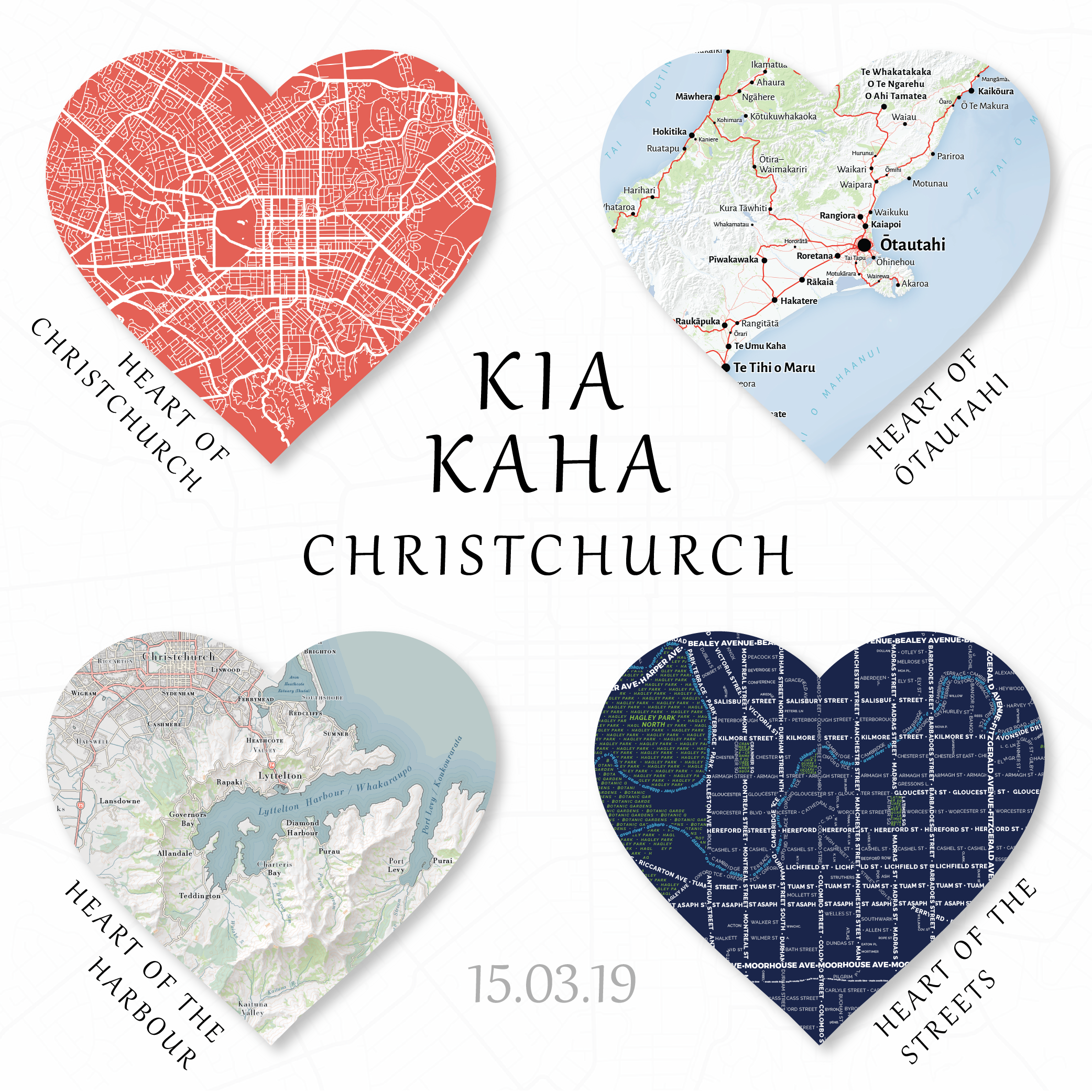 Supporting the Victims of the Christchurch Mosque Shootings