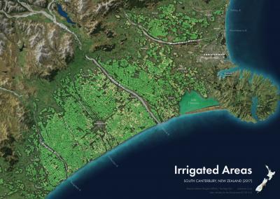 Irrigated Areas