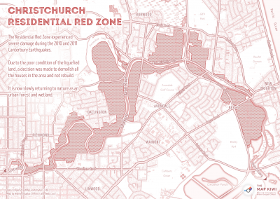 Christchurch Residential Red Zone